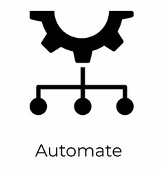 Automated system vector