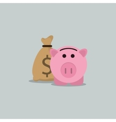 Economy and money related icons image vector