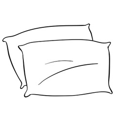 Pillow Drawing Vector Images (over 4,300)