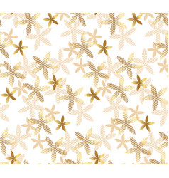 Tender rosy beige floral seamless pattern vector