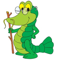 Crayfish vector
