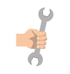 wrench vector image vector image