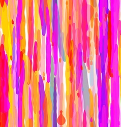 Abstract Colorful Drip Seamless Pattern vector