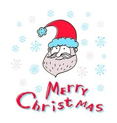 Christmas card110 vector