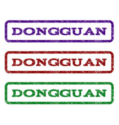 Dongguan watermark stamp vector
