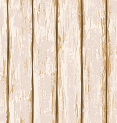 Seamless pattern of wooden boards vector