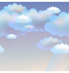 Cclouds vector