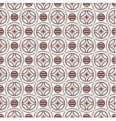 pattern 0132 japanese style vector image