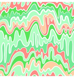 pattern with waves vector image
