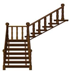 A staircase vector