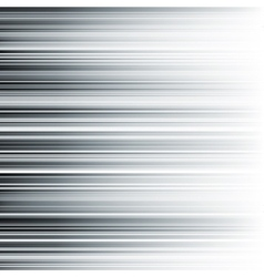 Abstract horizontal monochrome stripes gradient vector