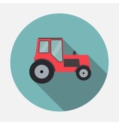 Ftat Tractor vector
