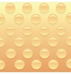 Orange Bubblewrap Background vector
