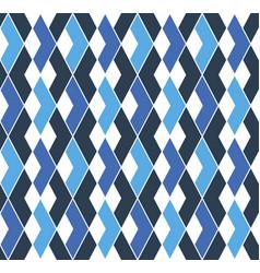 seamless wallpaper stripes rhombuses vector image