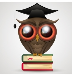 Academic Owl vector