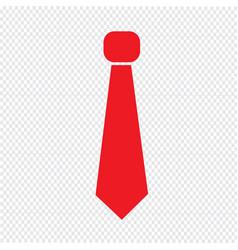 Necktie icon sign design vector