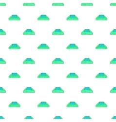 Pool pattern cartoon style vector