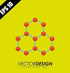 science icon design vector image