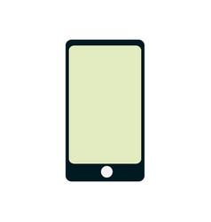 Smartphone online payment shopping app vector