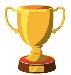 Award Gold icon cartoon vector image vector image