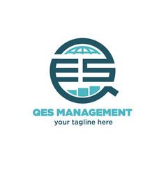 management logo designs vector image