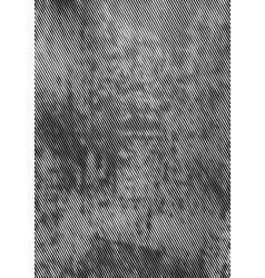 Abstract distorted grunge texture template vector