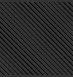 abstract black striped pattern background vector image