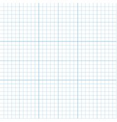 graph paper plotting grid vector image