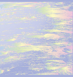 Colorful background from brush strokes vector