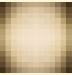 Gradient background in shades sepia made vector