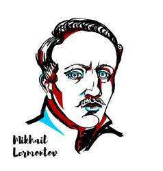 Mikhail lermontov vector