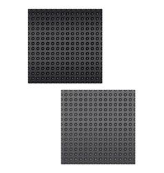 Carbon or fiber pattern vector image