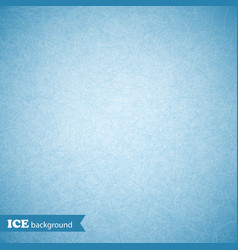 ice scratched background texture pattern vector image
