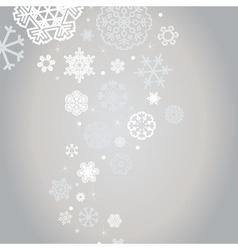 winter background2 vector image