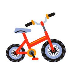 children s bicycles children s transport vector image