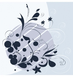 decoration element vector image