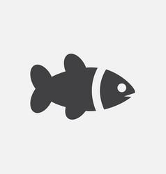 Sea fish vector