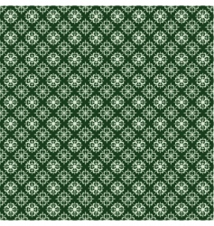 St Patrick's clover pattern vector image vector image
