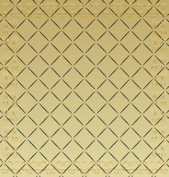 Wall paper pattern old retro textured brown design vector image vector image