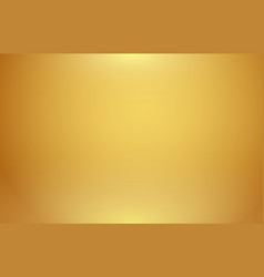 Abstract background gradient golden gold luxury vector