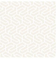 Seamless stripes pattern modern stylish texture vector