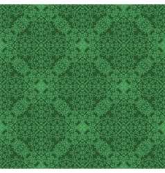 Seamless Texture on Green Element for Design vector