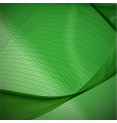 Green Abstract Background vector image vector image