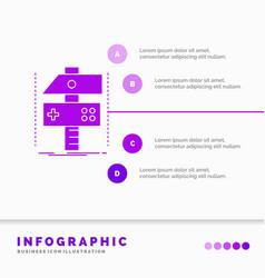 build craft develop developer game infographics vector image