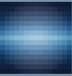 gradient background in shades of blue made vector image vector image