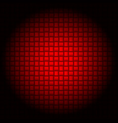 abstract red cell textures for design vector image
