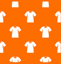 men tennis t-shirt pattern seamless vector image