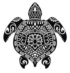 Sea Turtle vector image vector image