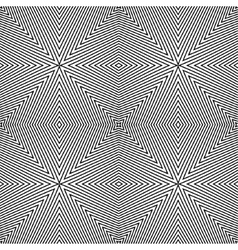 seamless black and white abstract background vector image