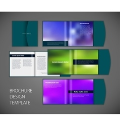 Abstract background cover vector image vector image